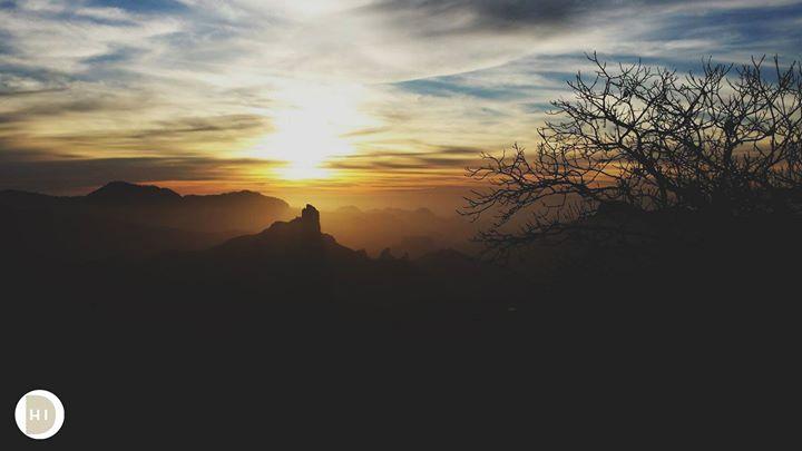 hiking gran canaria roch brzosko