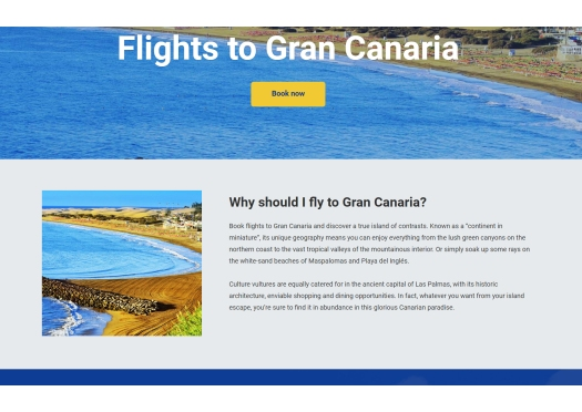 gran canaria cheap flights