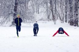 trening przed maratonem hitide