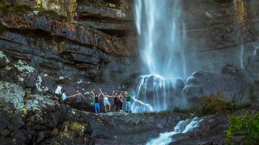 hidden waterfalls gran canaria