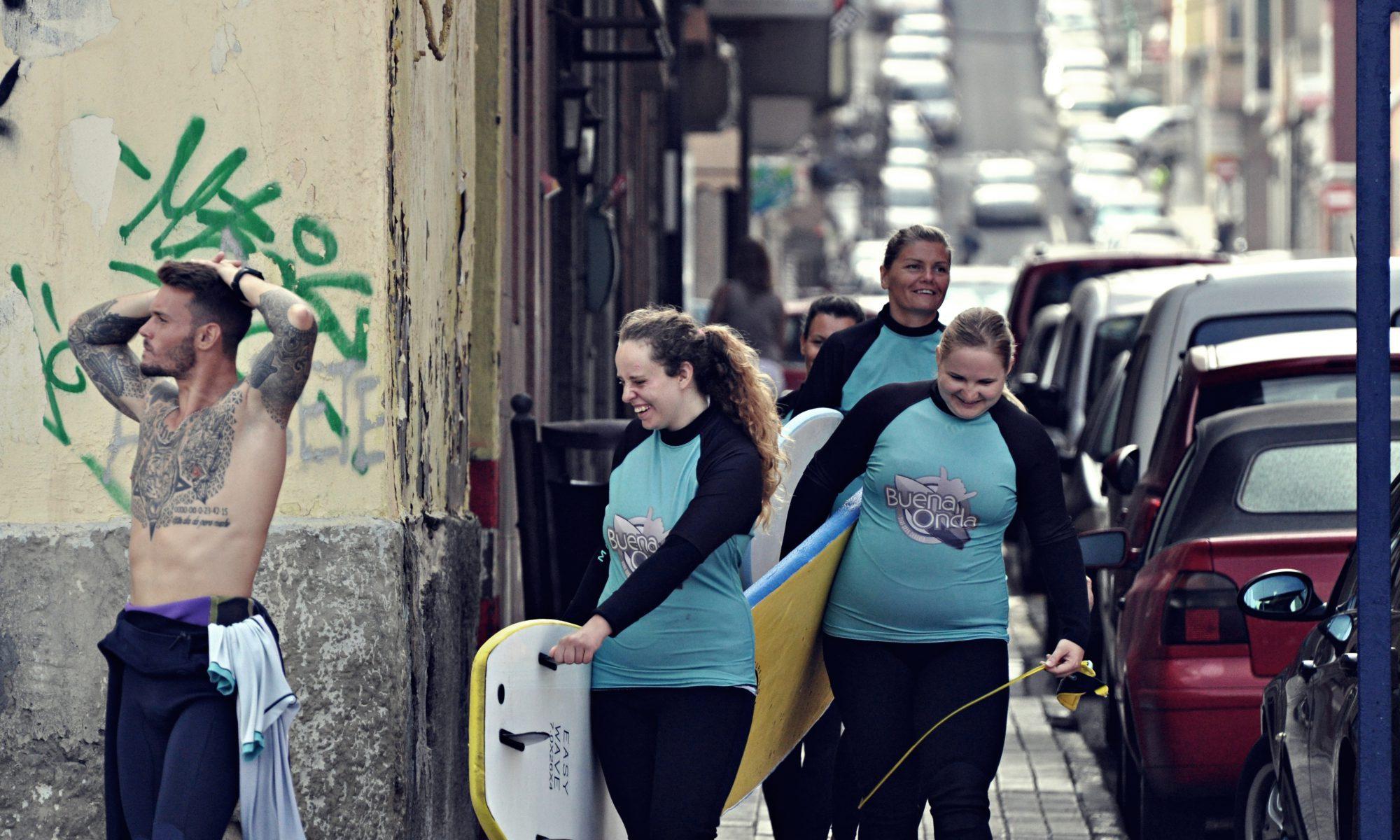 surf association las palmas